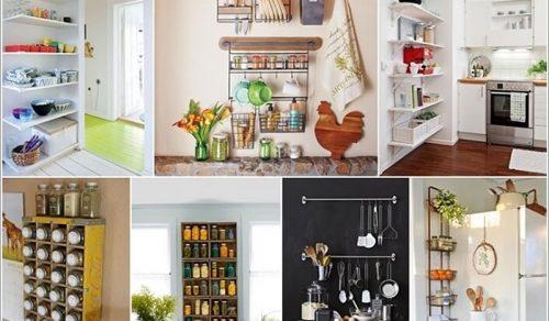 8 cách lưu trữ đồ bếp khoa học