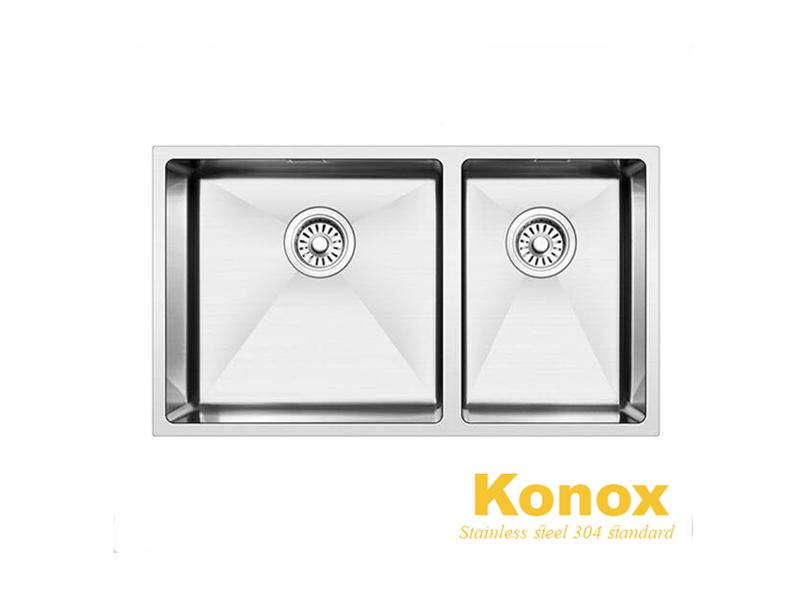 Chậu rửa Konox 8143DU