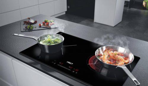 Lợi thế khi sử dụng bếp kết hợp điện và từ