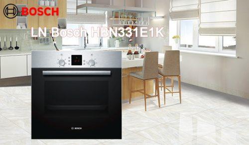 Đánh giá lò nướng Bosch HBN331E1K