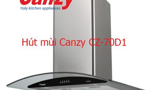 Đánh giá máy hút mùi Canzy CZ 70D1 hút mùi tốt trong phân khúc giá rẻ