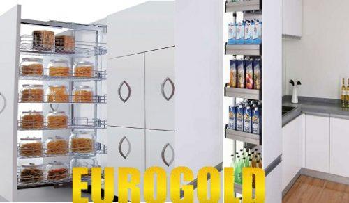 Phụ kiện nhà bếp Eurogold – sự lựa chọn hoàn hảo cho mọi nhà