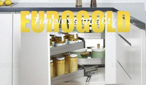 Eurogold – thương hiệu phụ kiện nhà bếp số một hiện nay
