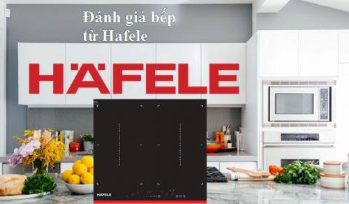 Bếp từ Hafele ưu và nhược điểm