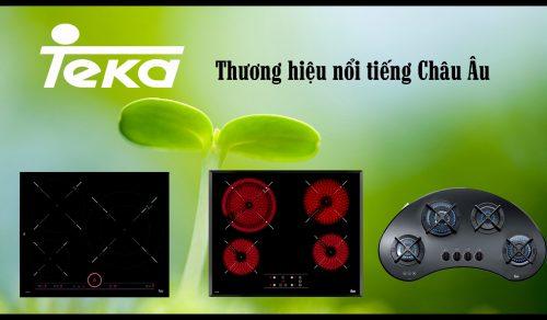 Ưu điểm của các dòng bếp đến từ thương hiệu Teka