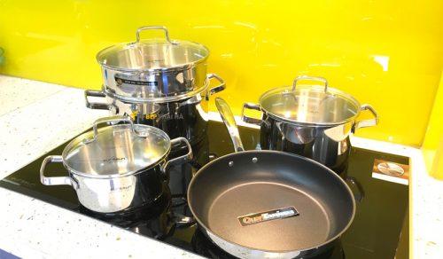 Cách nhận biết nồi chảo dùng cho bếp từ đơn giản nhất
