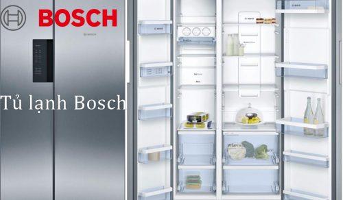 Tủ lạnh Bosch dòng sản phẩm cao cấp nhất hiện nay