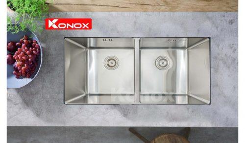 Chậu rửa bát KONOX thay đổi cách nhìn của bạn về chậu rửa bát nhà bếp