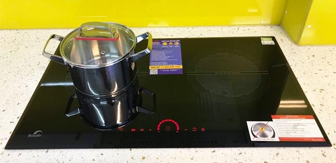 Bếp từ Bauer BE 58GTC