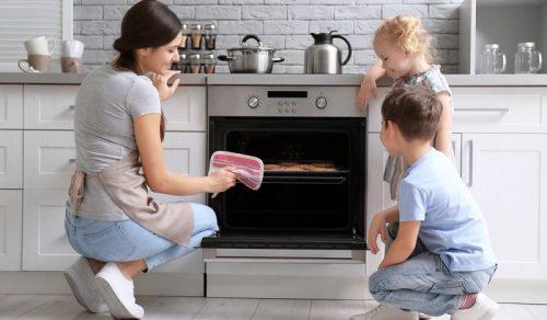 Tư vấn chọn mua lò nướng phù hợp với hộ gia đình