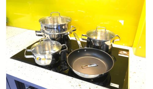 Nên mua nồi inox loại nào cho phù hợp với bếp nhà bạn