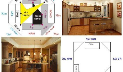 Sắp xếp căn bếp nhà bạn theo phong thủy rước lộc đầu năm