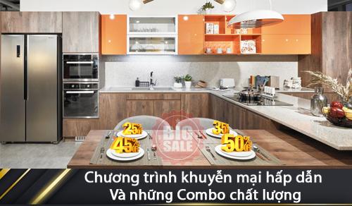 Top 10 Combo thiết bị nhà bếp và phụ kiện tủ bếp giá tốt nhất